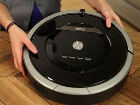 iRobot's new 800 series robot vacuum: iRobot Roomba 880