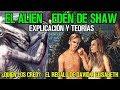Edén de Elisabeth Shaw - ¿Quién creó al ALIEN? - EXPLICACIÓN Y TEORÍAS - OPINIÓN - Advent - Covenant