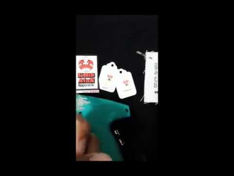 Shirt tags and branding your clothing