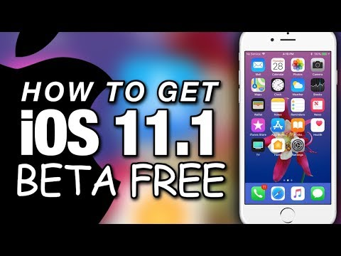 How To Get iOS 11.1 BETA FREE - No Computer - No Developer With APPS4iPHONE