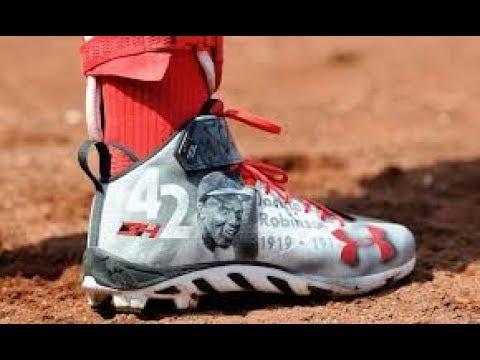 MLB Players Custom Cleats (HD)