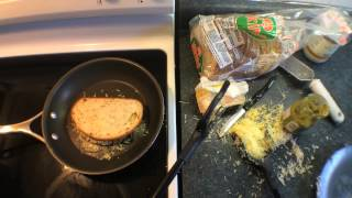 Grilled Cheese - You Suck at Cooking (episode 4)