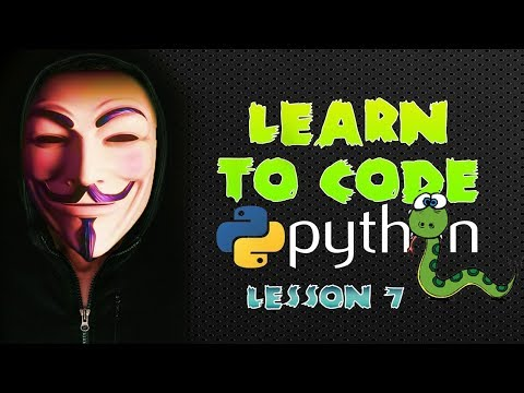 Learn Python Programming For Hackers - Lesson 7 - Backdoor Shell