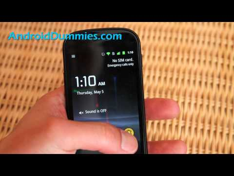 How to Put your Android Phone in Vibration/Silent Mode!