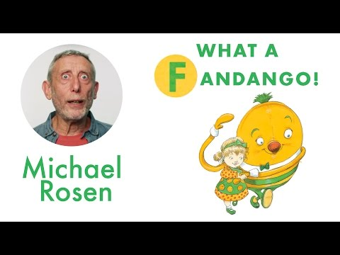 What A Fandango - A Great Big Cuddle - Kids' Poems and Stories With Michael Rosen