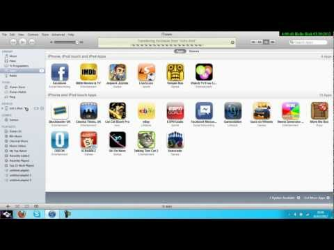 How to Sync Installous apps To iTunes