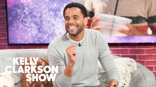 Michael Ealy's Wife Made A Bold Move On Their First Date: Hear The Hilarious Story