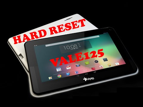 Resetear Tablet Android Sin Botones De Volumen