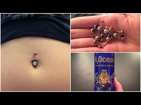 All About Belly Button Piercings!