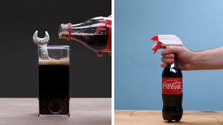 10 Clever Coke Hacks That Will Amaze You! Blossom