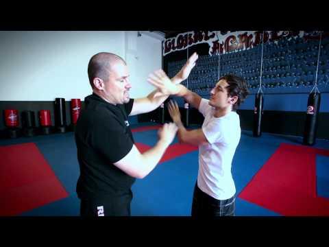 JKD Hubud Part 1 of 5 - Jeet Kune Do Sensitivity Drills - John Koeshall.mov