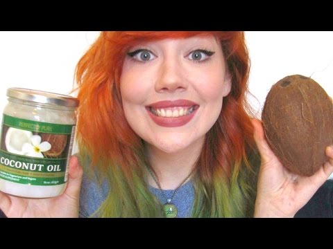 Coconut Oil for Acne and Yellow Teeth