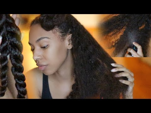 How to Keep Natural Hair Moisturized at ALL TIMES & Retain Length!