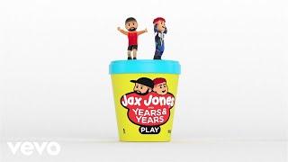 Jax Jones Years  Years  Play Visualiser
