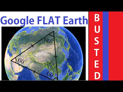 Flat Earth BUSTS Google Earth! (Prove It Yourself)