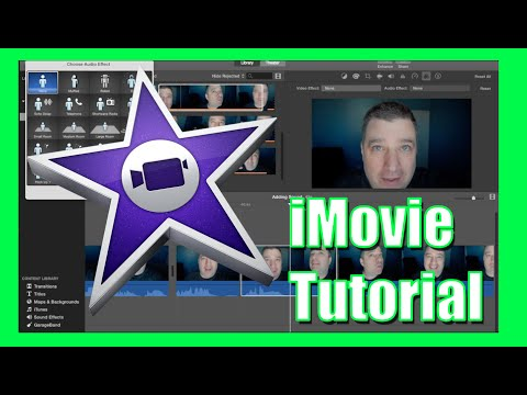 iMovie High Pitch Audio Tutorial | Ant-Man Voice