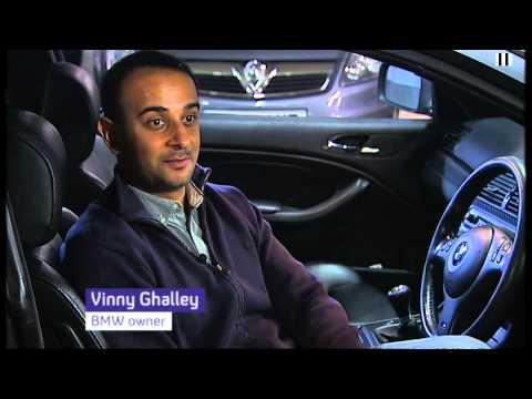Luxury car theft