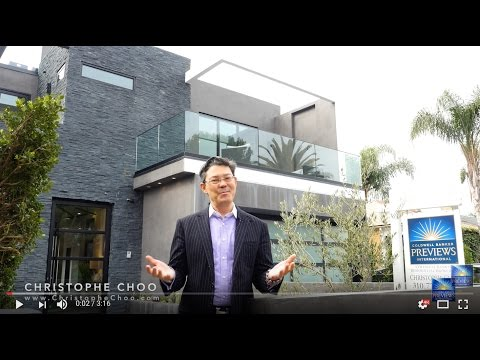 Brand new  2017 modern smart home for sale in Venice CA at 2477 Glyndon Ave