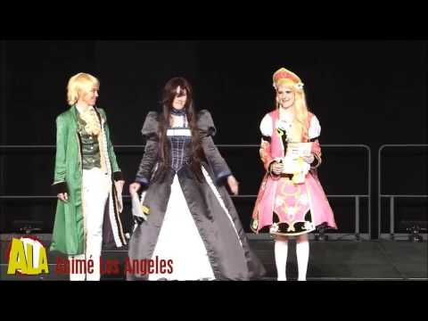 Pandora Hearts Best in Show Skit Anime Los Angeles