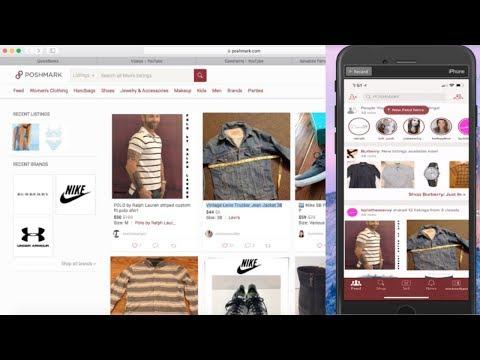 Ebay to Poshmark FAST CROSS POSTING.  Mobile & Desktop
