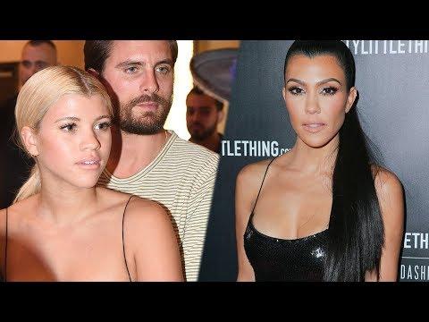 """Sofia Richie SNAPS At Kourtney Kardashian: """"Grow The F Up!"""""""