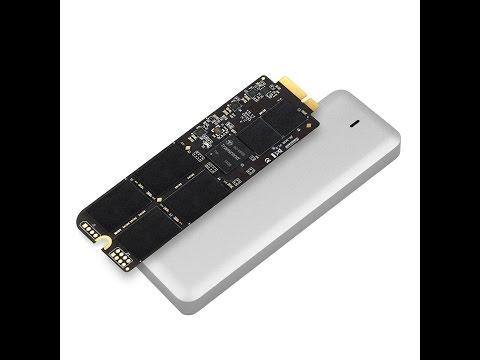 Transcend JetDrive 720 Macbook Pro Upgrade