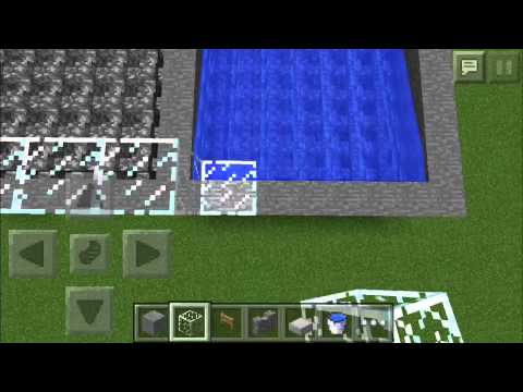 MCPE:How to build best Mob Grinder (full)