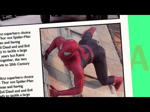 Spectacular Spider-Man Intro (Live Action)