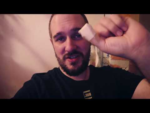 I RIPPED MY THUMBNAIL BACK **OUCH**
