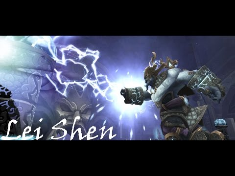 Rogue Solo 10 Heroic Throne of Thunder: Lei Shen [12/13]