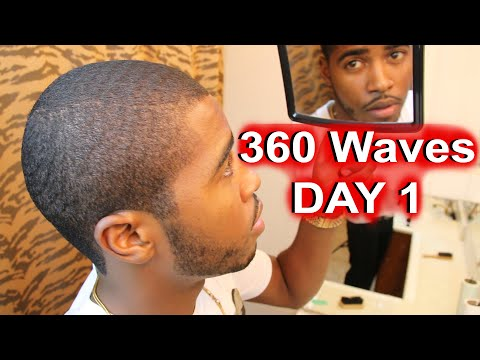 How to Get 360 Waves For Beginners: DAY 1