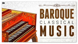 Scarlatti Harpsichord Baroque Music - Classical Focus Studying Reading Music