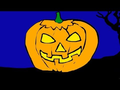 Halloween Night (Children's Halloween Song) - Little Blue Globe Band