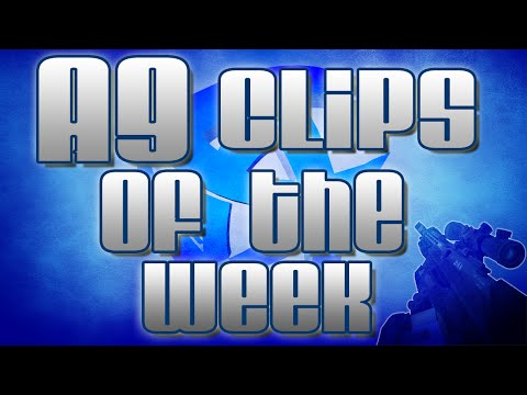 A9 : Clips of The Week #2 (Insane Bo2 Feed Blinded)