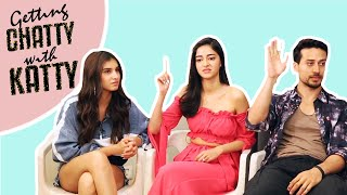 Download Cast of SOTY2 Reveals Their School Secrets | Getting Chatty with Katty | Student of The Year 2 Video