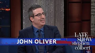John Oliver Warns Meghan Markle What She