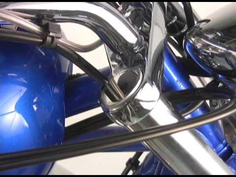 Honda Fury Fork Extenders install VIDEO - PakVim net HD Vdieos Portal