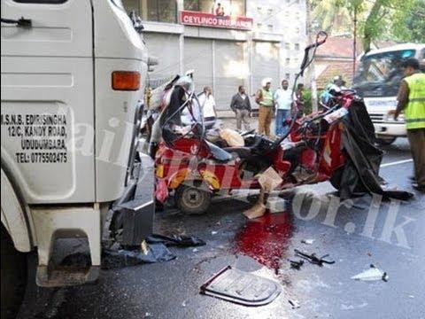 Xxx Mp4 Traffic Accidents In Sri Lanka Colombo CCTV Clips 3gp Sex
