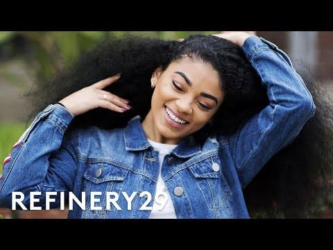 Jasmine Brown's Hair Transformation Journey   Skin Deep   Refinery29