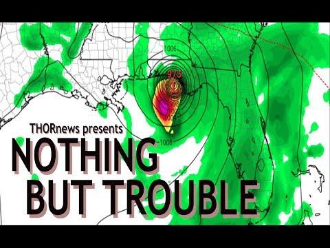 Hurricane to hit USA June 15th? & Disasters EVERYWHERE.