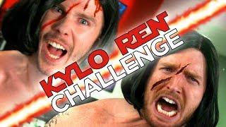 When the Kylo Ren Challenge Goes Wrong! (Nerdist Presents)