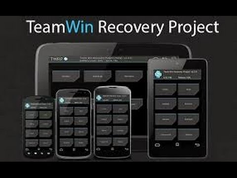 install custom rom with twrp
