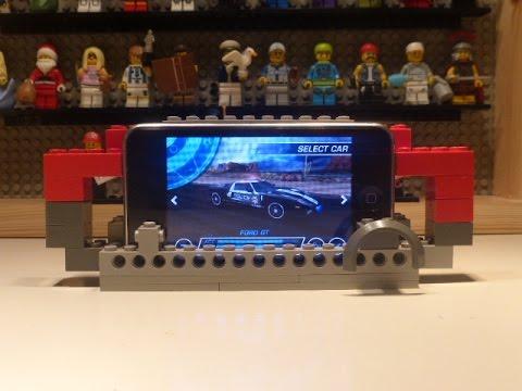LEGO iPod Touch Whrel Case (Part 3) | MOC Monday