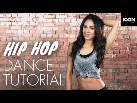 Easy Hip Hop Dance Tutorial | Danielle Peazer
