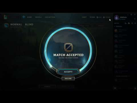 Champion Select Bug - Alpha Client - PBE - League of Legends - LucyFenomHD