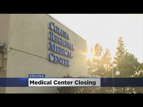 Cost Concerns Closing Colusa County's Only Hospital