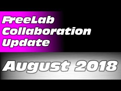 Aug 2018 Channel/FreeLab Cisco Collaboration Update
