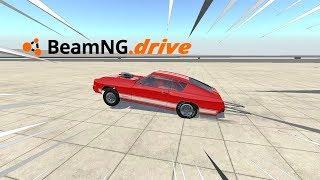 BeamNG drive - CARRO DE ARRANCADA A MAIS DE 300KM/h.OLHA O QUE ACONTECEU!!!