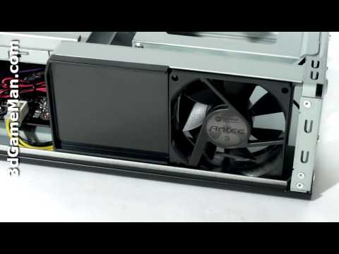 #1079 - Antec ISK 300-65 Mini-ITX Case Video Review