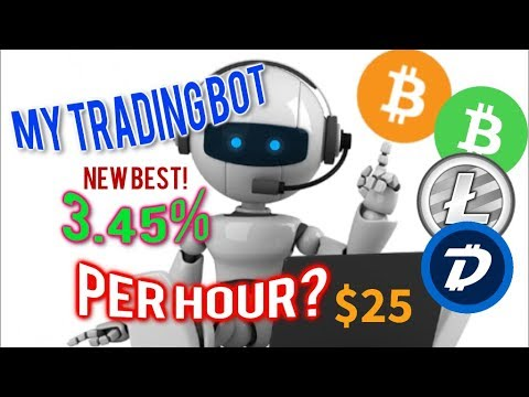 My trading bot new best 3.45% per hour